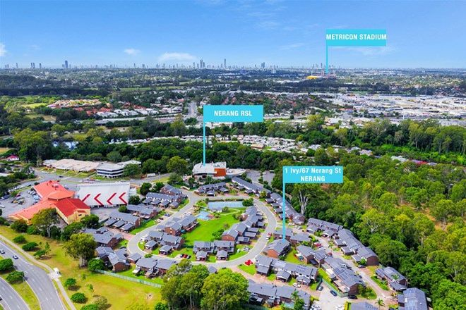Picture of 1 Ivy/67 Nerang Street, NERANG QLD 4211