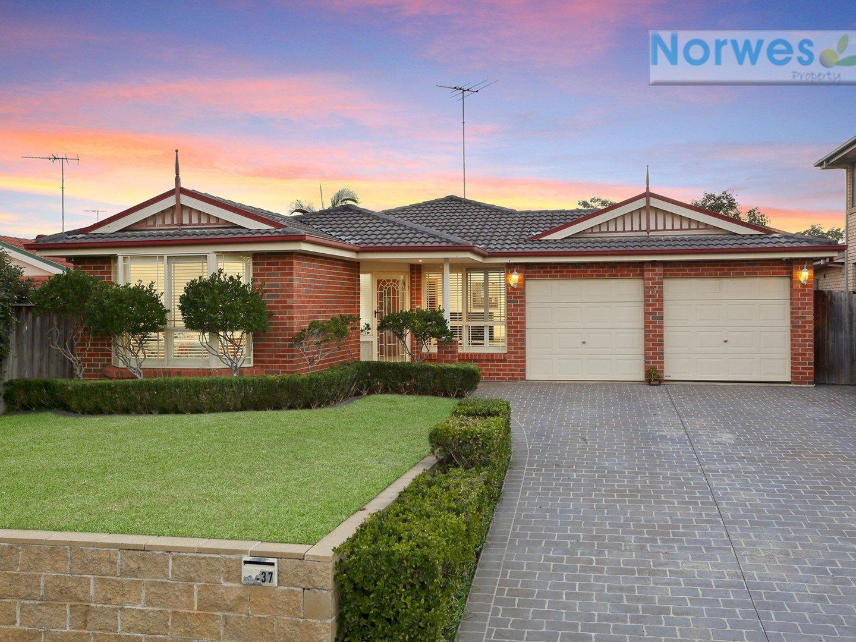 37 Clonmore Street, Kellyville Ridge NSW 2155, Image 0