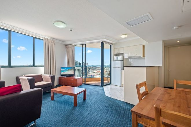 Picture of 2304/570 Queen Street, BRISBANE CITY QLD 4000