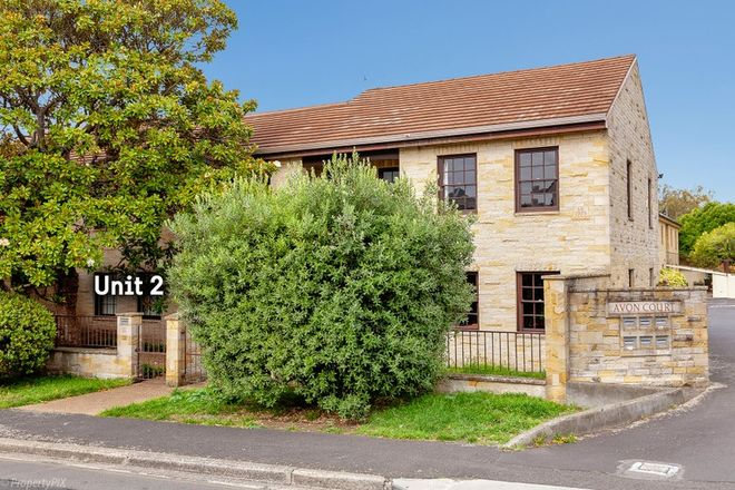 Picture of 2/4 Colville Street, BATTERY POINT TAS 7004