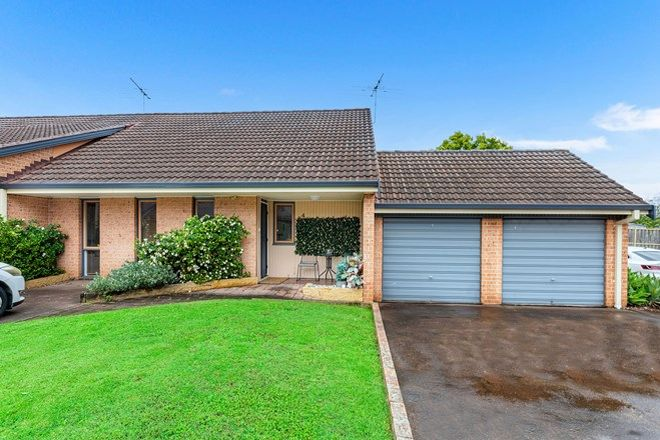 Picture of 4/45 Windsor Road, KELLYVILLE NSW 2155