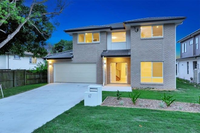 Picture of 67 Agnes Street, SUNNYBANK QLD 4109