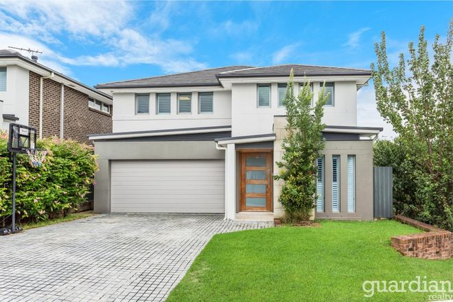 Picture of 12 Bel Air Drive, KELLYVILLE NSW 2155