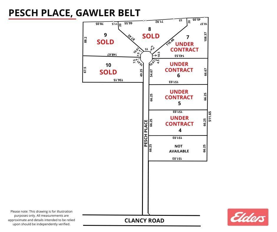 Lot 4 Pesch Place, Gawler Belt SA 5118, Image 2