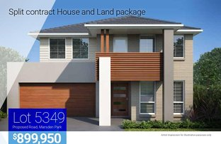 Lot 5349 Proposed Road, Marsden Park NSW 2765
