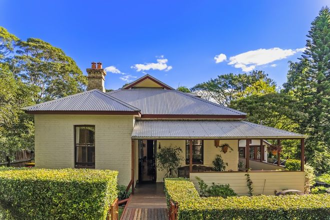 Picture of 42 Lady Carrington Road, OTFORD NSW 2508