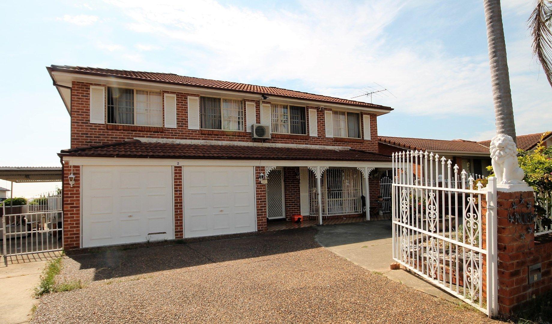 2 Durham Close, Bonnyrigg Heights NSW 2177, Image 0