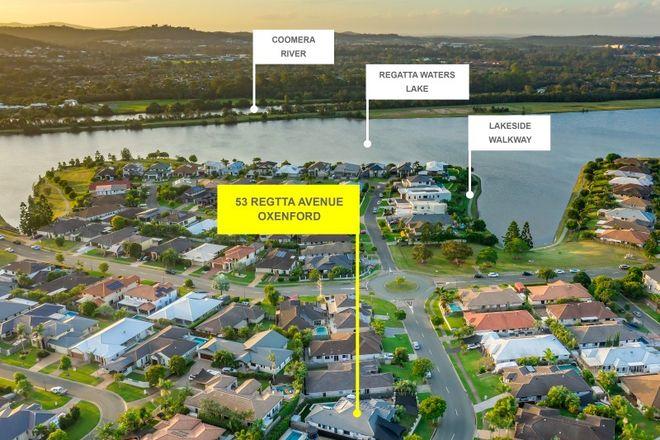 Picture of 53 Regatta Avenue, OXENFORD QLD 4210