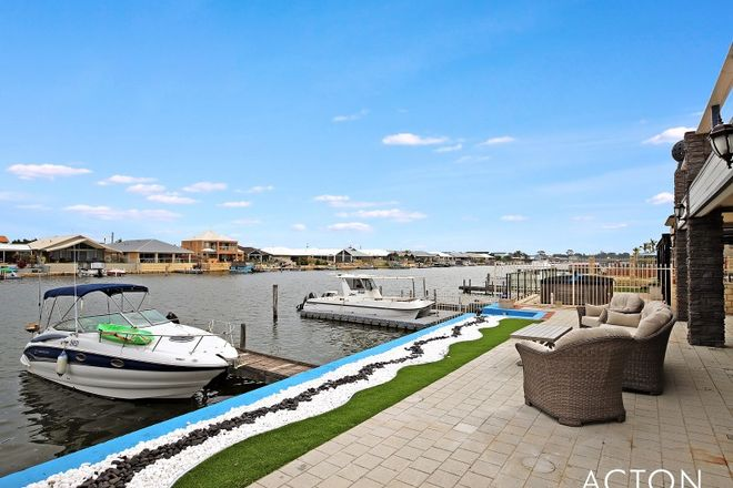 Picture of 100 Murray Waters Boulevard, SOUTH YUNDERUP WA 6208