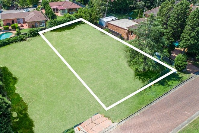 Picture of 3 Heritage Court, CASTLE HILL NSW 2154