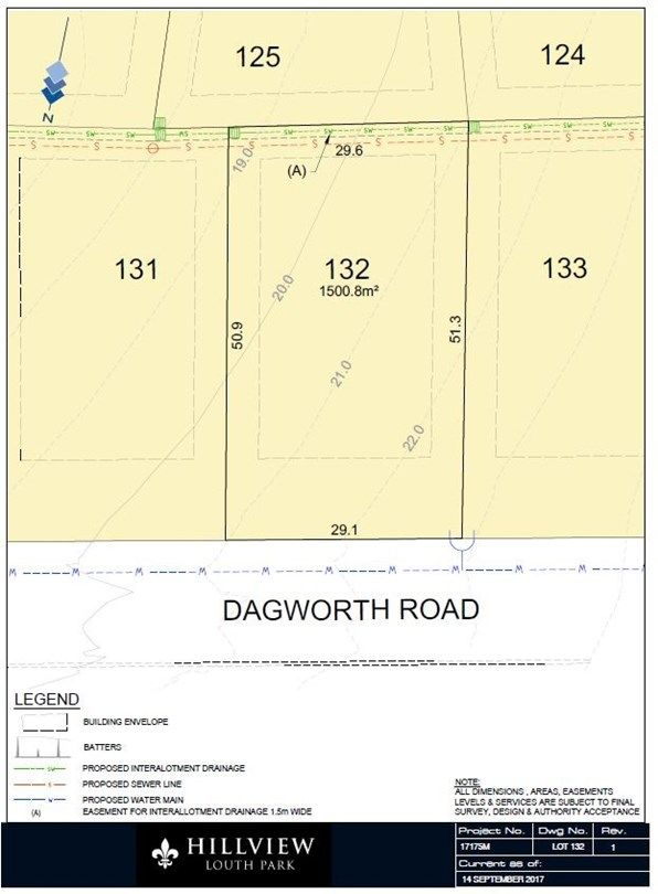 Lot 132 Hillview, Louth Park NSW 2320, Image 1