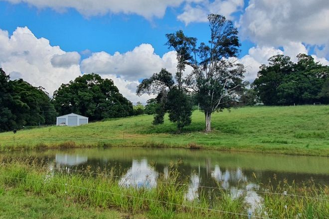 Picture of 143 Old Palmwoods  Road, WEST WOOMBYE QLD 4559