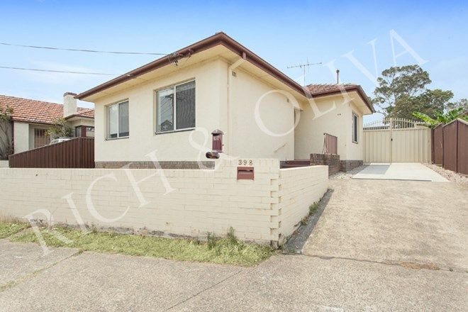 Picture of 398 Punchbowl Road, BELFIELD NSW 2191