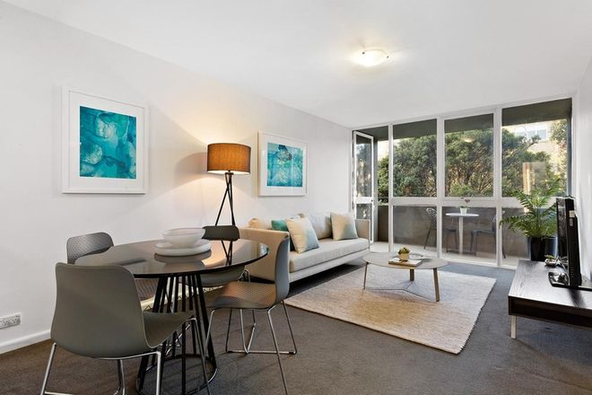 Picture of 15/18 Kensington Road, SOUTH YARRA VIC 3141