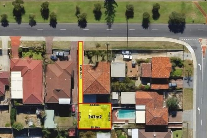 Picture of 103A Phoenix Road, SPEARWOOD WA 6163