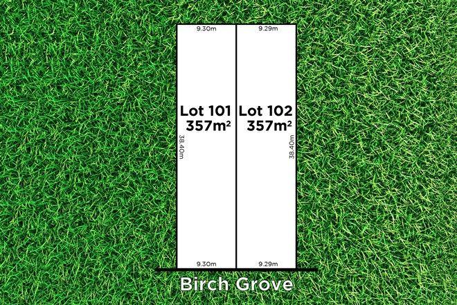 Picture of 101/12 Birch Grove, DERNANCOURT SA 5075