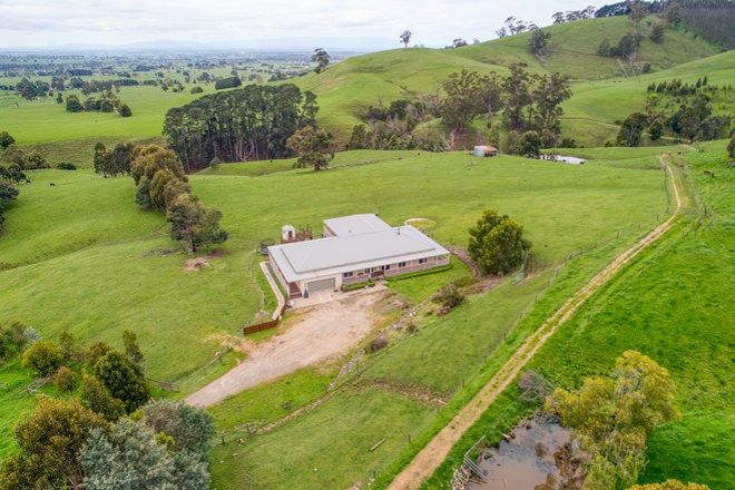 Picture of 201 PETERSONS ROAD, ELLINBANK VIC 3821