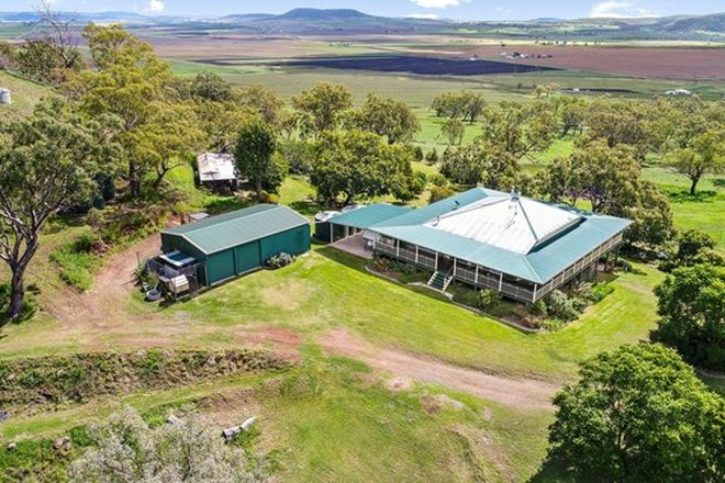 Picture of 812 Greenmount-Hirstvale Road (East Greenmount), ASCOT QLD 4359