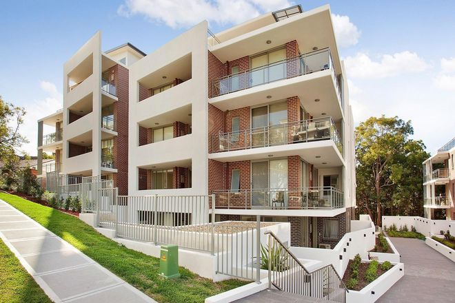 Picture of 10/2 Belair Close, HORNSBY NSW 2077