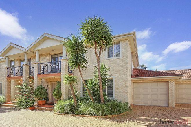 Picture of 7/25-29 Meriel Street, SANS SOUCI NSW 2219