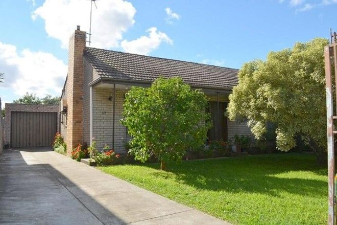 Picture of 60 Hanley Street St, AVONDALE HEIGHTS VIC 3034