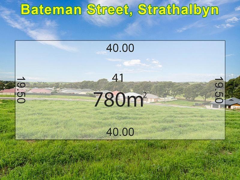 41 Bateman Street, Strathalbyn SA 5255, Image 0