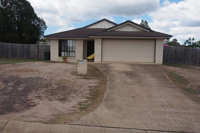 Picture of 8 Grove Court, CORDALBA QLD 4660