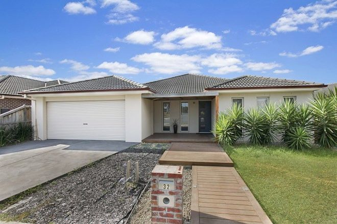 Picture of 32 Thunderbolt Drive, CRANBOURNE EAST VIC 3977