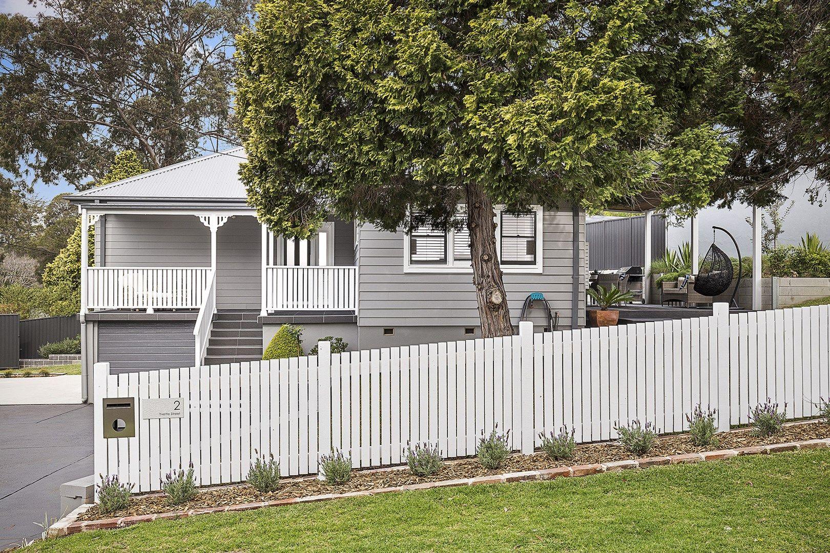 2 Yvette Street, Baulkham Hills NSW 2153, Image 1
