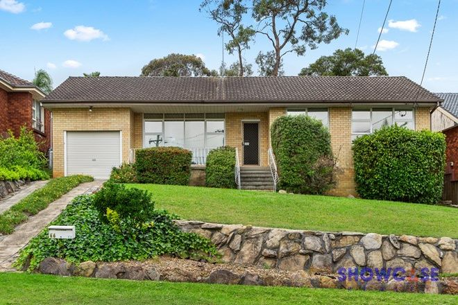 Picture of 66 Lochinvar Parade, CARLINGFORD NSW 2118