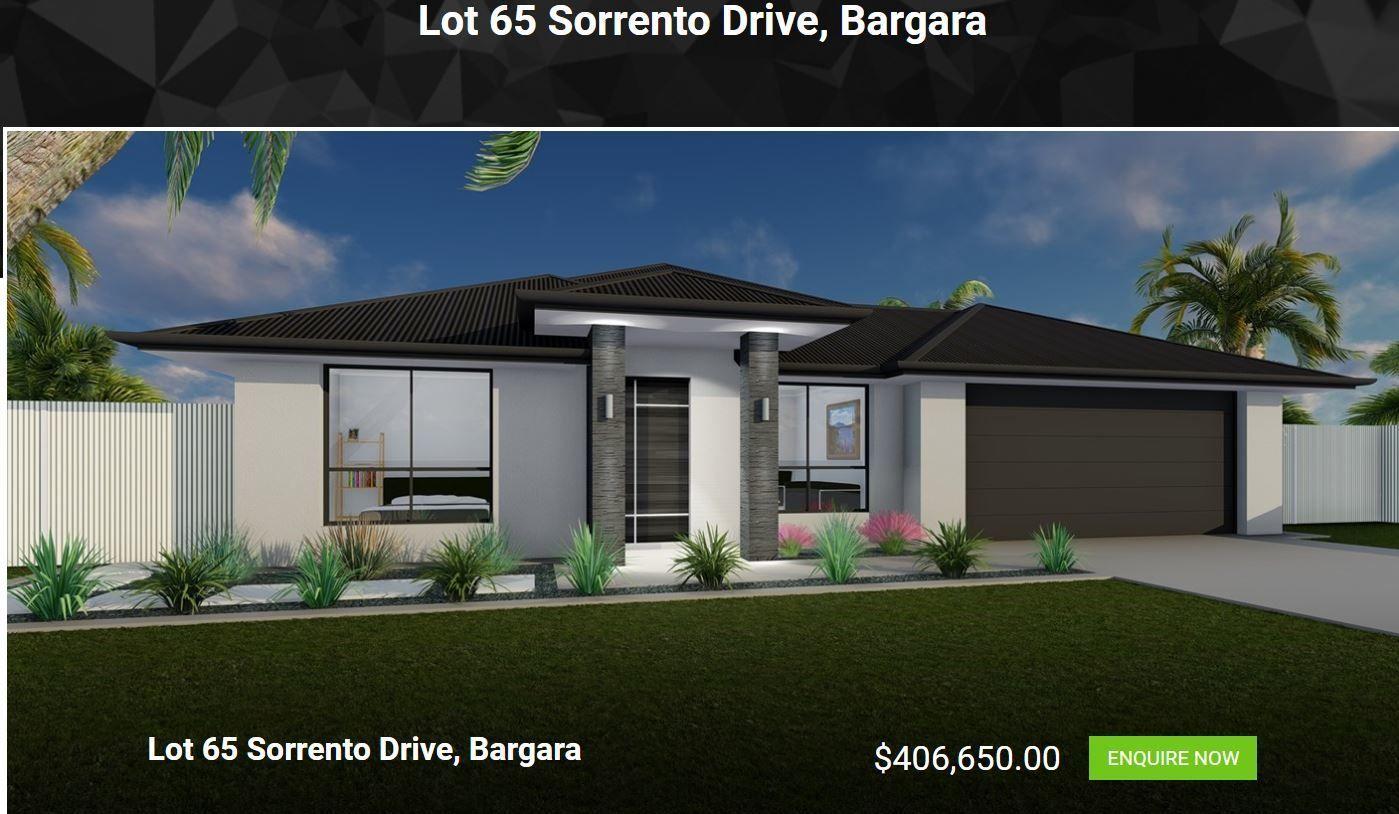 Lot 65 Sorrento Drive, Bargara QLD 4670, Image 0