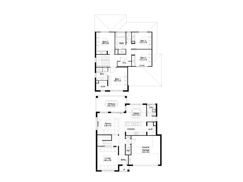 Lot 301 - Crean Street, Kellyville NSW 2155, Image 1