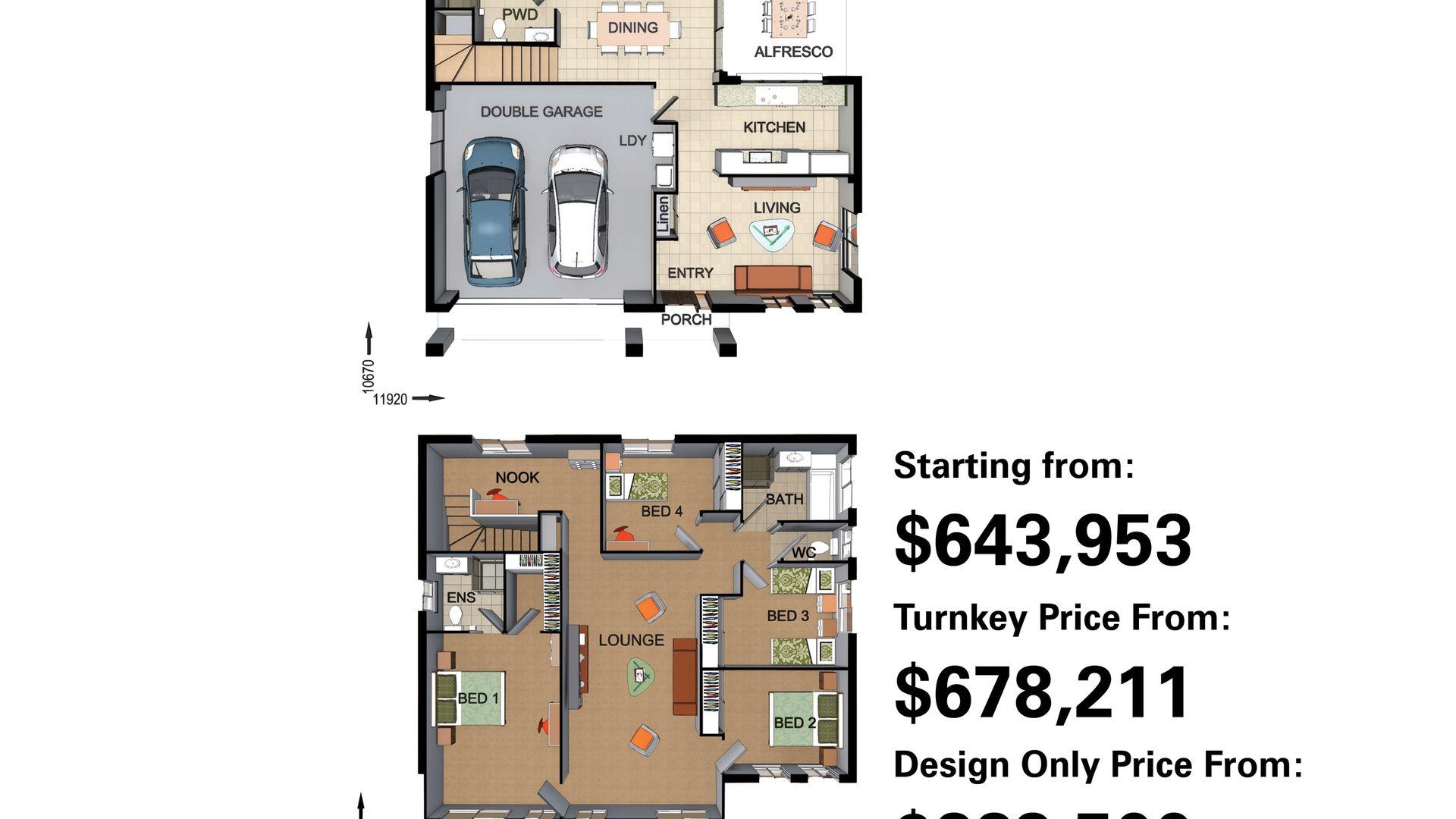 Lot 6 Rand Place, Bridgeman Downs QLD 4035, Image 1