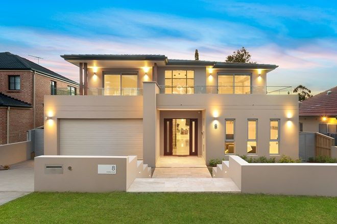 Picture of 8 Oakes Avenue, EASTWOOD NSW 2122