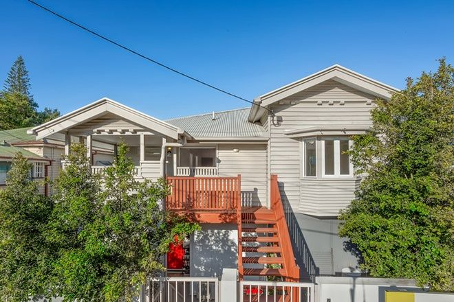 Picture of 2/62 Fairfield Road, FAIRFIELD QLD 4103