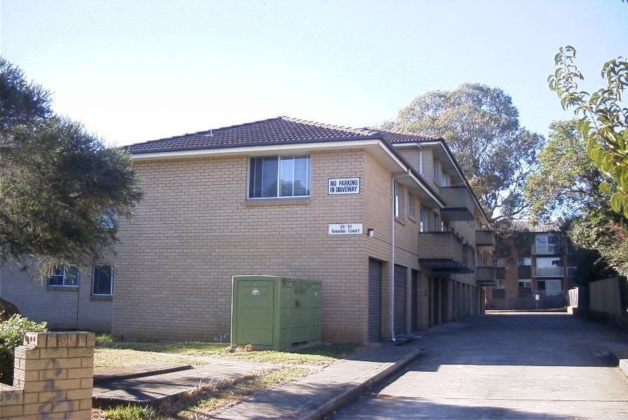 6/28-30 Castlereagh  Street, Penrith NSW 2750, Image 0