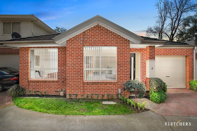 Picture of 2/277-279 Colchester Road, KILSYTH SOUTH VIC 3137