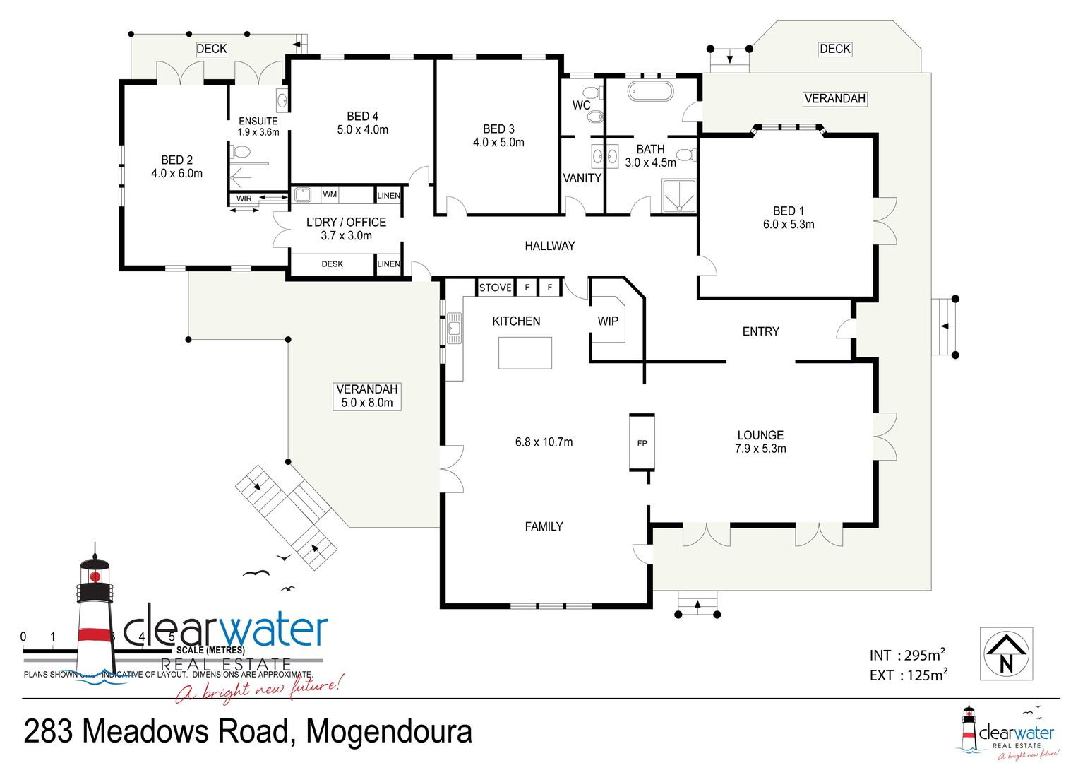 283 Meadows Rd, Mogendoura NSW 2537, Image 1