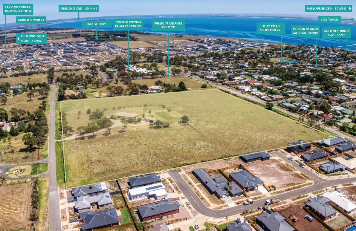Lot 19 Chappell Avenue, Clifton Springs VIC 3222, Image 2
