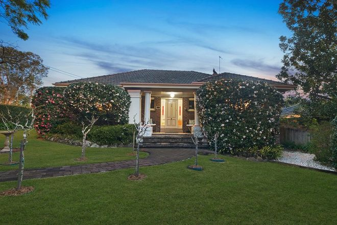 Picture of 189 Burns Road, TURRAMURRA NSW 2074