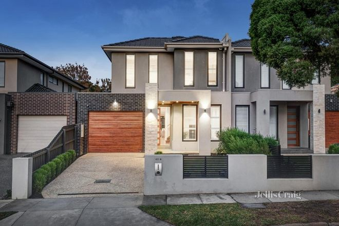 Picture of 40B McGuinness Road, BENTLEIGH EAST VIC 3165
