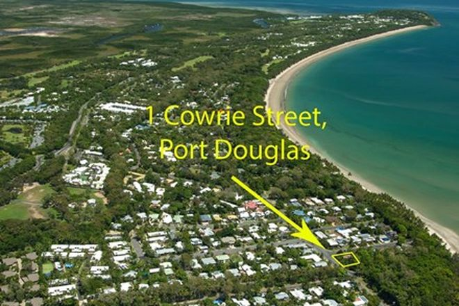 Picture of 1 Cowrie Street, PORT DOUGLAS QLD 4877