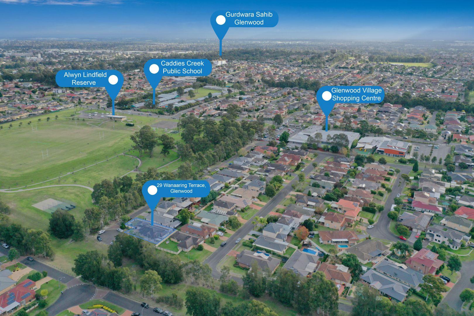 29 Wanaaring Terrace, Glenwood NSW 2768, Image 2