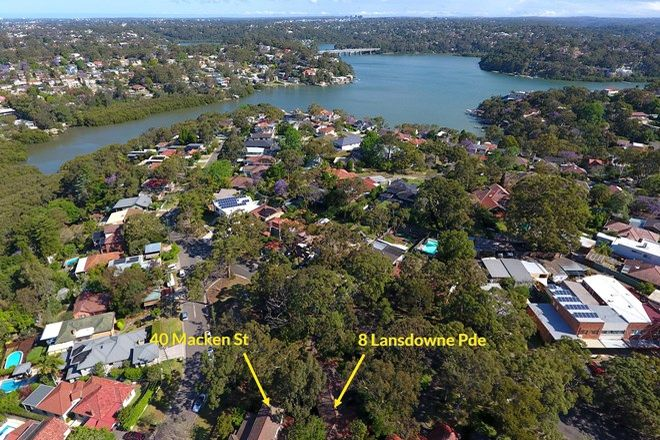 Picture of 8 Lansdowne Parade (and 40 Macken Street), OATLEY NSW 2223