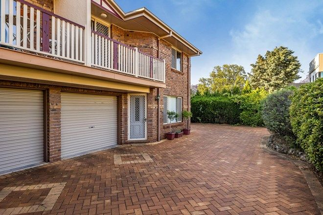Picture of 4/7 Hawthorn Street, EAST TOOWOOMBA QLD 4350