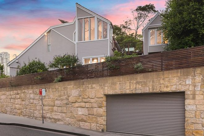 Picture of 20 Bent  Street, NEUTRAL BAY NSW 2089