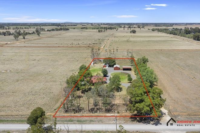 Picture of 273 Montgomery Rd, YARROWEYAH VIC 3644