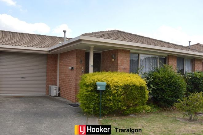 Picture of 49/18 Gwalia Street, TRARALGON VIC 3844