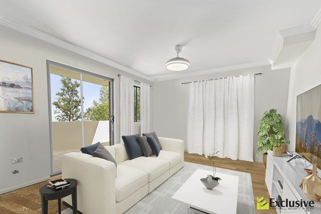 Picture of 14/52-58 Courallie Avenue, HOMEBUSH WEST NSW 2140