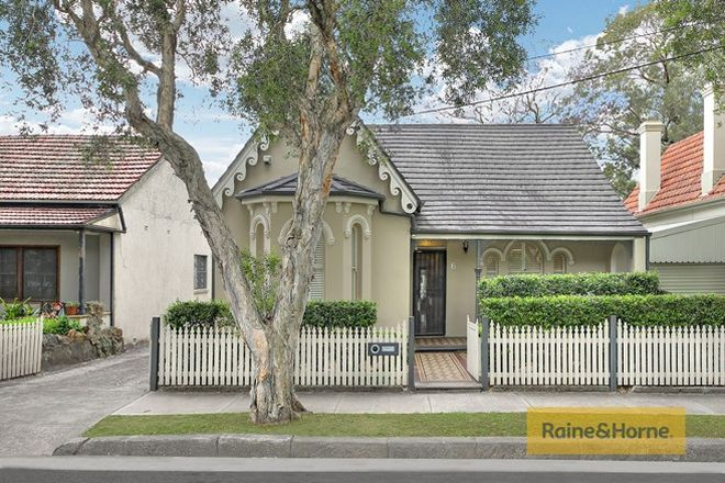 Picture of 6 Fairmount Street, DULWICH HILL NSW 2203